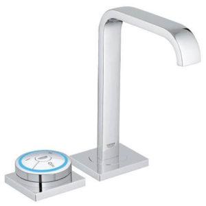 bateria umywalkowa z elektrycznym sterownikiem (grohe)