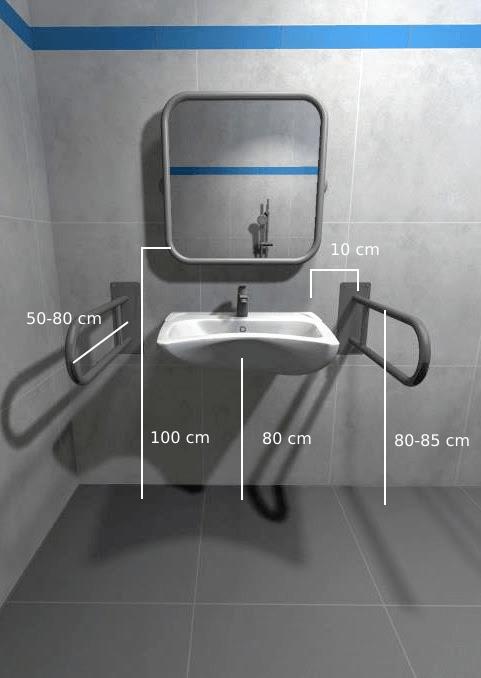 Wyposażenie łazienki Dla Niepełnosprawnych Przepisy