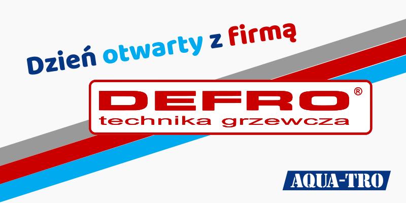 dzień otwarty z firmą Defro