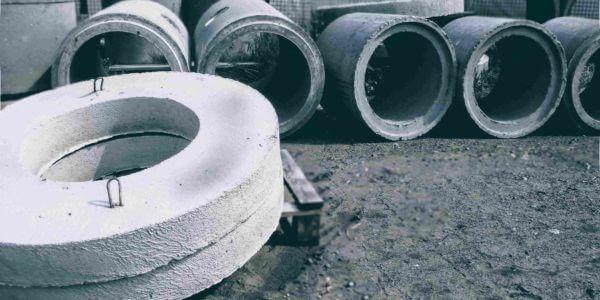 dreny betonowe