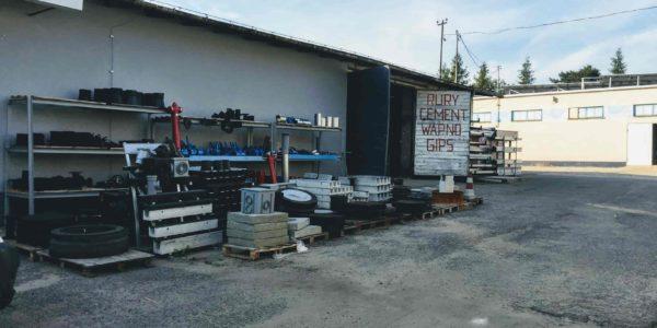 produkty hydrauliczne
